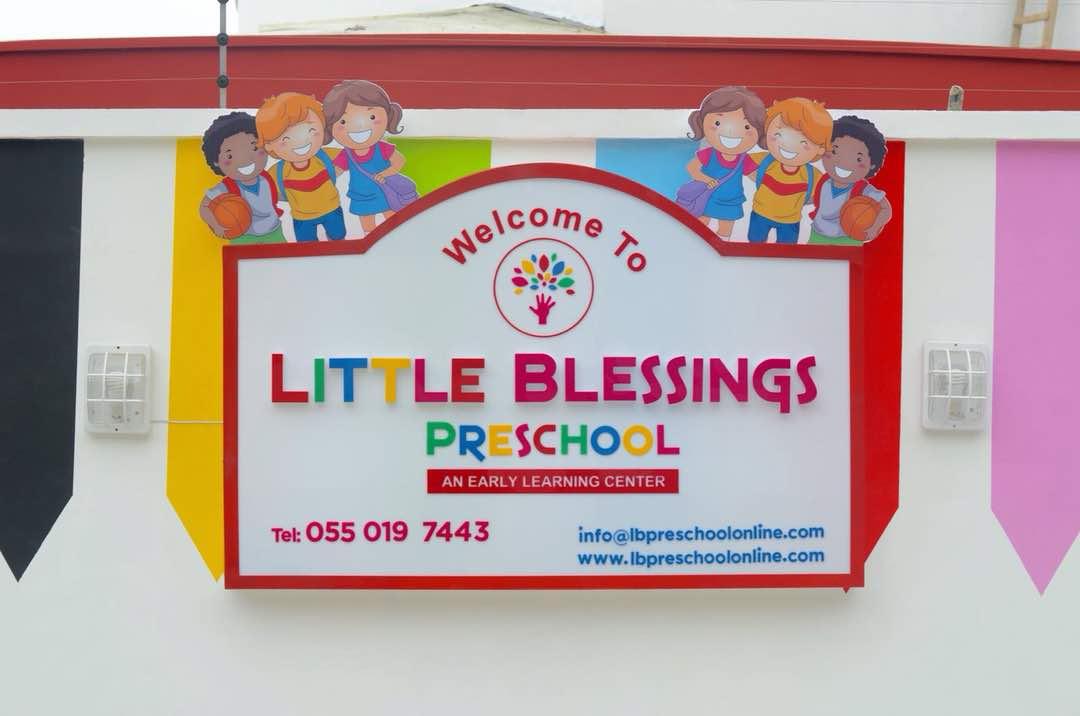 little blessings preschool